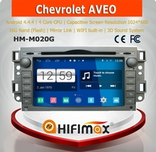 HIFIMAX Android 4.4.4 Chevrolet Epica car dvd vcd cd mp3 mp4 player
