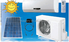 Lower Price 24V DC or 48V DC solar air conditioner with cooling and heating functions