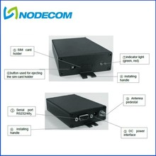 3G DTU RS232 GSM GPRS Modem With Sim Card Slot