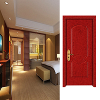 Zhejiang wholesale custom solid wooden hotel room door