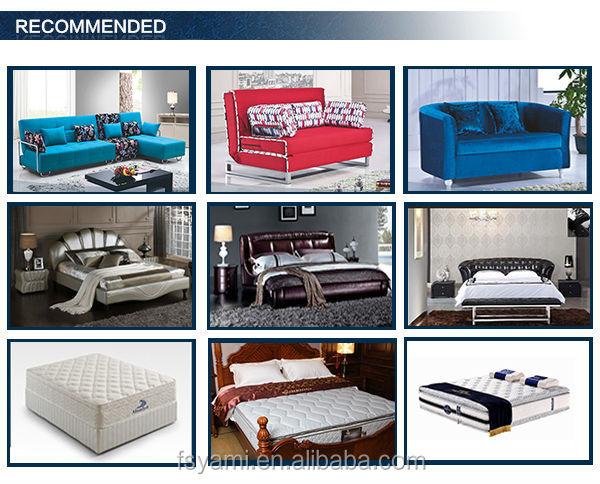 Luxury Modern Genuine Leather Bed