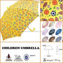 non transparent children's umbrella