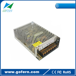 CCTV switching power supply 12V 10A with CE ROHS