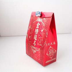 pretty paper gift bag/ good printing paper bag/ cheap cute gift bags