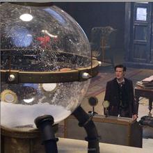 Custom large snow globe, snow water globe, wedding favors snow globe