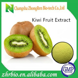 100% natural 4:1 10:1 kiwi fruit extract/ actinidia chinensis extract