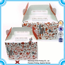 paper cardboard cake boxes