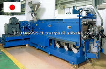 Turnkey production line of CV power cable from assembling to drawing extruder with calender and palletizer device