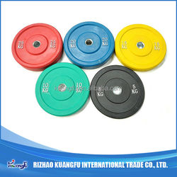 Gym Equipment /Weight Lifting Plate /China Wholesale
