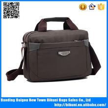 Wholesale fashion men nylon laptop messenger bag&computer bag 2015