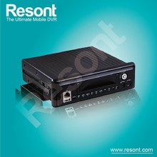 Resont Mobile Vehicle Blackbox Car DVR Bus Surveillance Vandalproof Dome Camera 1.0MP Internet