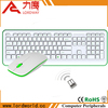 Factory supply 2.4Ghz wireless keyboard and mouse combos