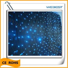 2015 led stage curtain led curtains for stage backdrop