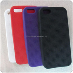 Popular selling Silicone cell phone case for iphone 5