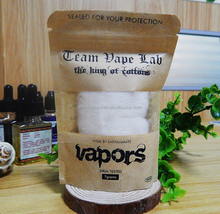 Cheapest 100% pure vape cotton Japanese Organic Cotton for mechanical atomizers in electronic cigarette