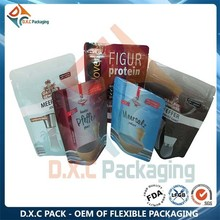 Zip Lock Printing Plastic Packing Bag Spice Pouch