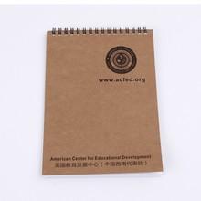 Excellent Handmade PU Leather Custom Paper pu notebook 2014 calendar notebook