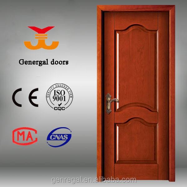 Ce iso9001 en bois int rieur moderne mod les de portes for Porte en bois interieur de maison