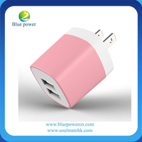 Brand New 4 Port USB Wall Charger Good Price Mobile Phone Wall Charger For Mobile Phone 5V 2.1A