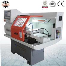 Hoston high precision hot selling mini cnc lathe machine tool