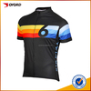 sublimation print manufacturer custom quick dry cycling jersey
