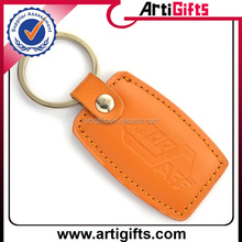 2015 Cheap handmade car leather Key Holder for multiple keys