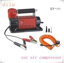 72L/min factory supply fantastic car air compressor, 12v air pump, 150 PSI air inflator