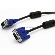 factory vga to red white yellow cable vga cable screws vga rca