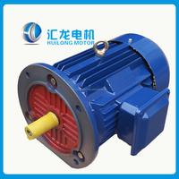 Y3 B5 flange mounting cast iron house IE1 triphase induction H132 380V 400V 460V AC fan cooling motors