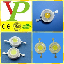 factory price 1w 520-530nm green high power led