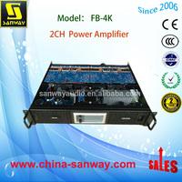 FB-4K Professional Subwoofer Tube Amplifier