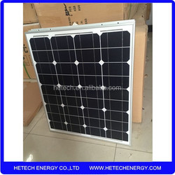 china online shopping monocrystalline solar panel 40 watt