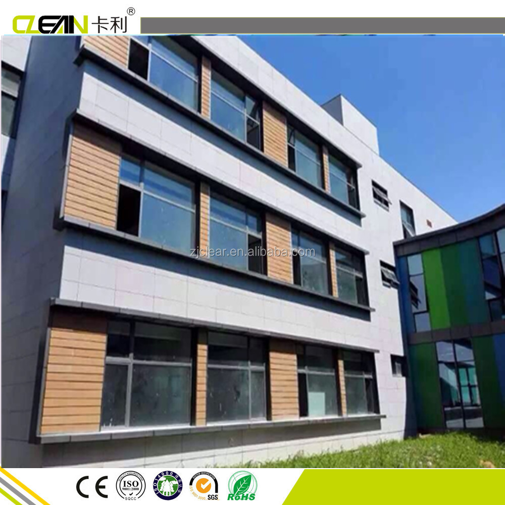 Decorative Exterior Cement Board : Exterior wall cladding decorative fiber cement board