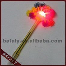 2015 hot sell new style customers rubber ball pen,gift pen,luminous pen