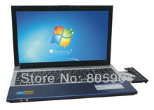 "15.6"" Laptop Computer Intel i5-3317U Win7/XP Camera 2.0M HDMI DVD-RW (A156 i5)"