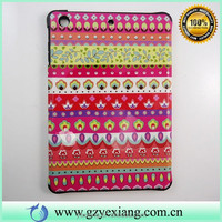 Professional Water transfer printing tpu case for iPad mini cover