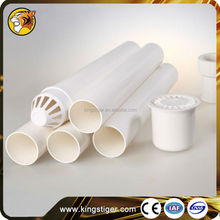 China supplier large diameter pvc pipe prices