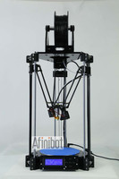 high precision Rostock Mini Pro RepRap Replicator manufacturer direct sale 3D printer diy kits