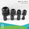 PA66 Nylon Cable Glands with O-ring for sealing function color white/black/grey