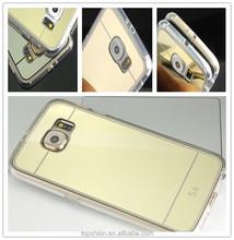 for samsung galaxy s6 mirror back bumper case,alibaba express