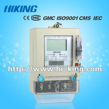 Single Phase prepaid electrical energy Meter/electrical meter