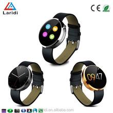 New arrival Bluetooth watterproof smart bluetooth watch DM360 men watch phone support speaker and multi-languages