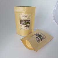 high barrier empty paper sachet for tea packaging