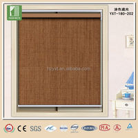 Customized high quality zebra roller blinds for car