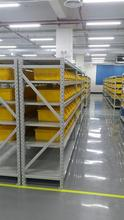 2015 popular sell first in first out shelving for cloth storage