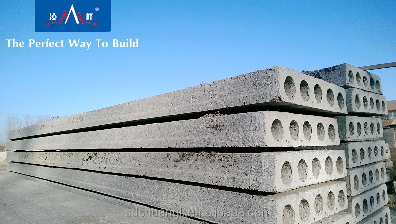 Precast Hollow Core Slab : Precast concrete hollow core slab machinery equipment