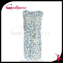 Lady Spring Elegant Beautiful Fashion Dress