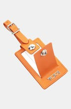Factory Direct Free Printable Leather Luggage Tag