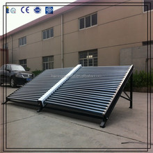 High Efficiency Vacuum Tube Project Solar Collector for Swimming Pool Purpose