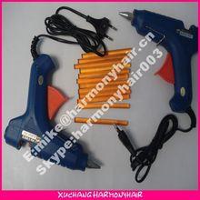 First-class quality hot melt glue gun hair extension tools hot melt glue gun/hot melt glue stick